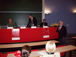 R.H., table ronde Julien Gracq, Angers.